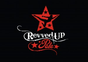 Revved Up POLE logo